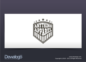 Anything Logo type emblem or classic by dewaaaa