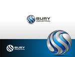 3d Logo of Bury Industrial by dewaaaa