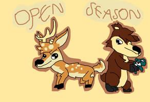 Open Season Boog And Elliot