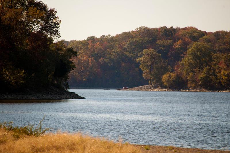 Harsha Lake Dam William h Harsha Lake by