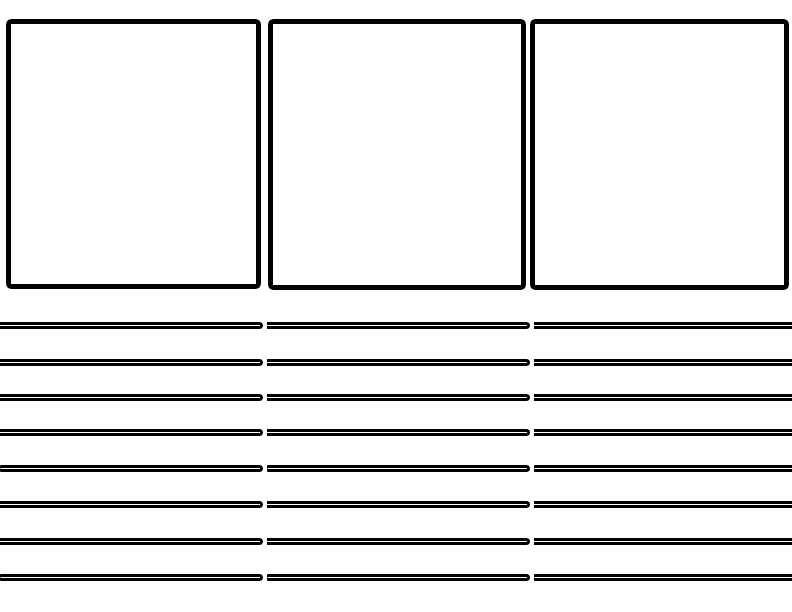 Storyboard Template By Cinestress On Deviantart