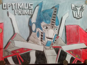 Optimus Prime (my version)
