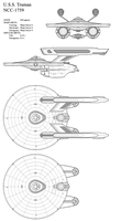 USS Truman concept