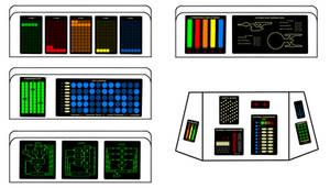 Environment Console - TMP ver