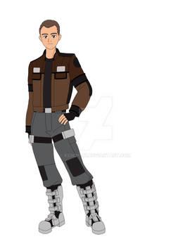 OC Character Concept