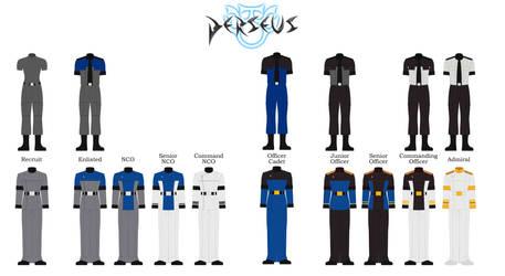 PERSEUS - Uniform Update
