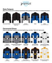 PERSEUS - Uniform Update 2