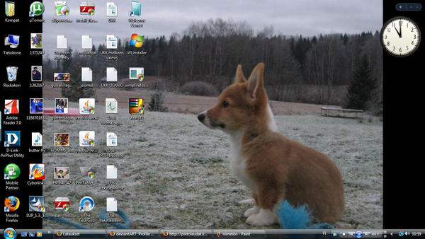 Desktop by Viglyy