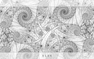 XLIV by Meckie