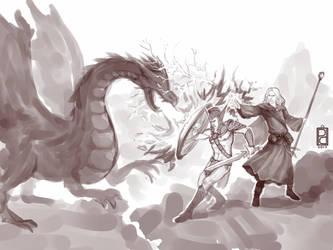 Back Off Dragon by Salacia-of-Vanadiel