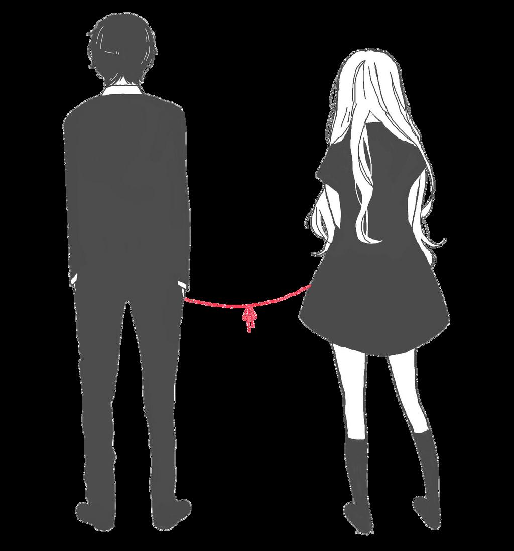 Red String by SilentBunnny