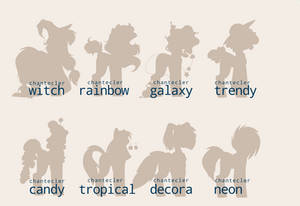 MLP Mystery Adopts  4/8 Open