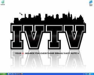 GTA IV desktop by ShinyBassCanon
