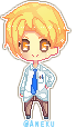 Nathaniel Pixel  {Free to use} by Aneku