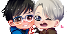 Free to use ::  Viktor And yuri by An1m4