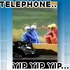 Telephone by KittyShu
