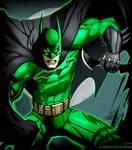 Green Lantern Batman Version 2