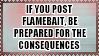 Flamebait