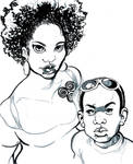 commission: Gooden and Son
