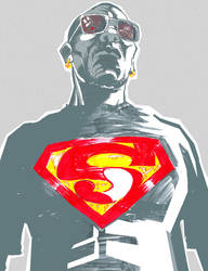 Day6 Commission a Superman Fan by samax