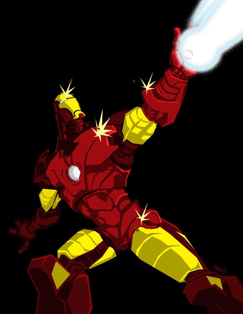 I am Iron Man by samax