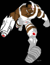 DSC Cyborg by samax