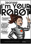 I'm Your Robot movie poster