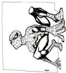 Fan Art Friday Spiderman sketch