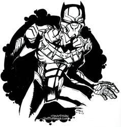 Fan Art Friday Black Panther