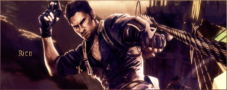 Just Cause 2 - Signature by Starkie785