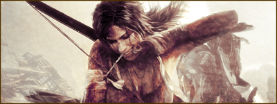 Lara Croft - Signature by Starkie785