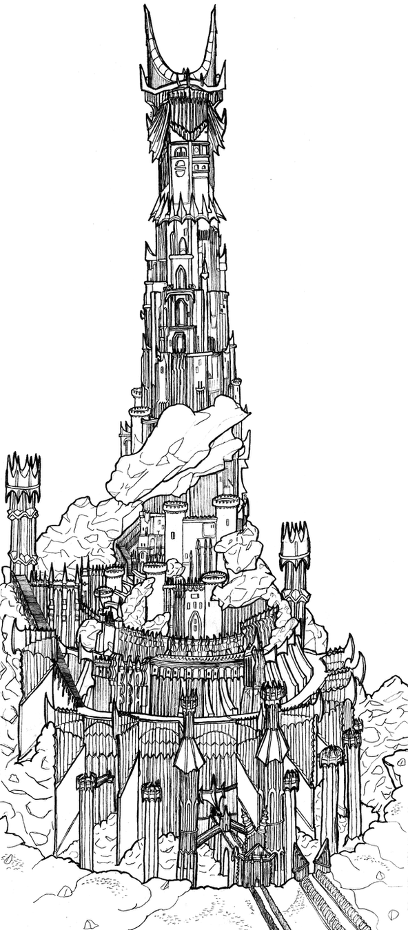 Coloring Pages Mount Sinai