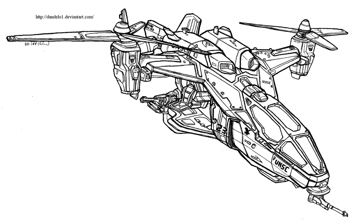 halo tank coloring pages - photo#23