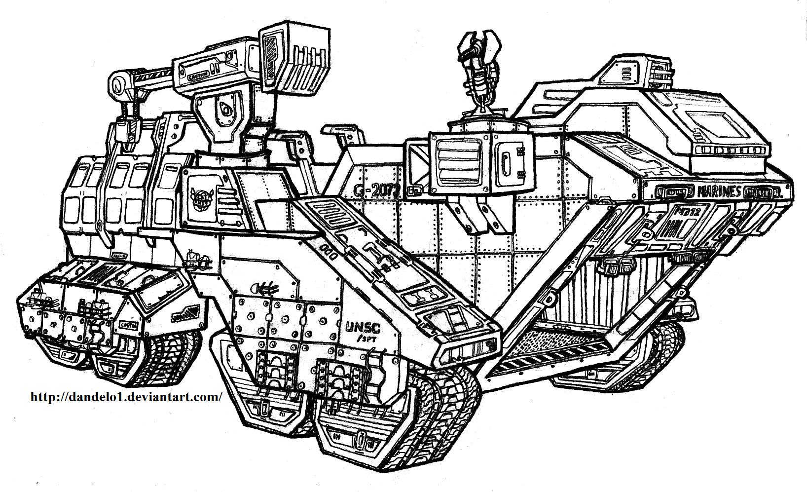 M313 Heavy Recovery Vehicle Elephant by Dandelo1 on DeviantArt