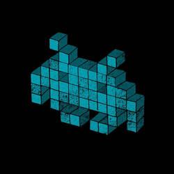 Invader1 by Whatawasteoftalent