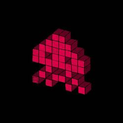 Invader4 by Whatawasteoftalent