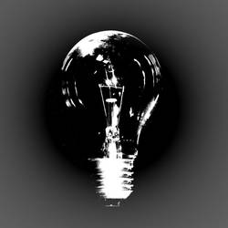 Lightbulb by Whatawasteoftalent