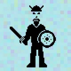 Viking by Whatawasteoftalent
