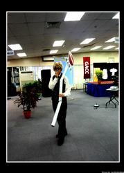 GACC 2010 - Shizuo cosplay.