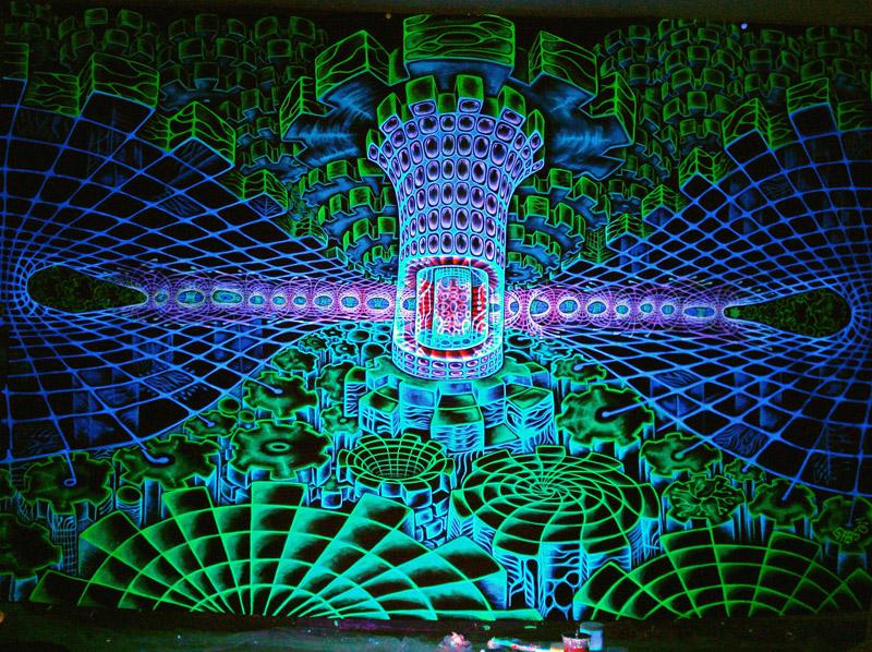 Subdimensional Mechanosphere by NeilGibson