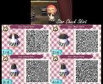 Star Checkers Skirt QR