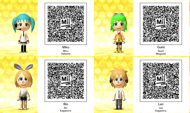 Show original images and post about animal crossing new leaf qr codes