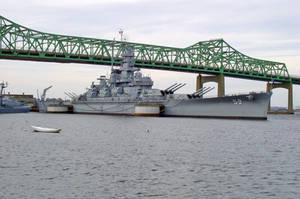 Battleship Massachusetts by bigsteve7743