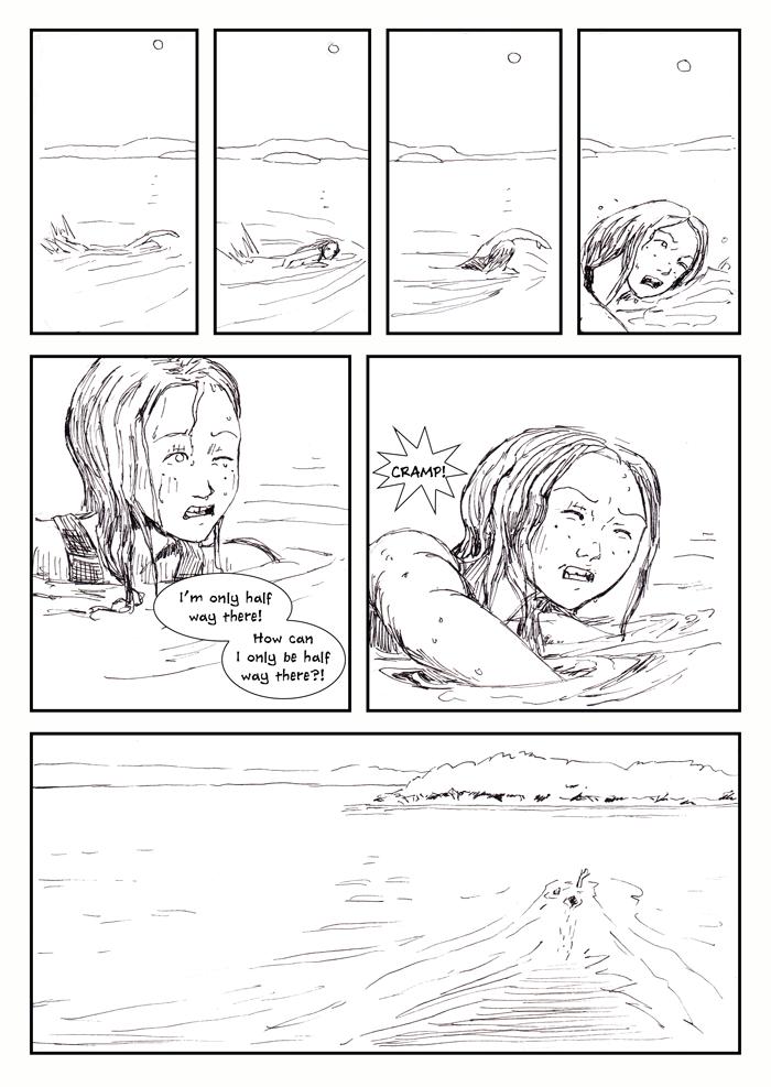 Swim 3 by EiceBleu