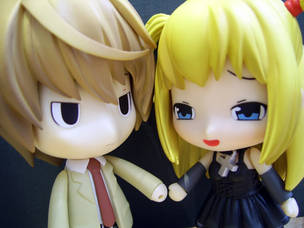 Light and Misa by Sofairy536