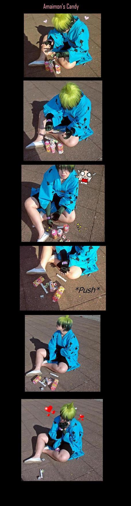 Amaimon's Candy by L-o-l-a-a