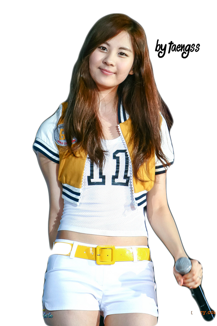 PNG Seohyun ( SNSD ) by taengss