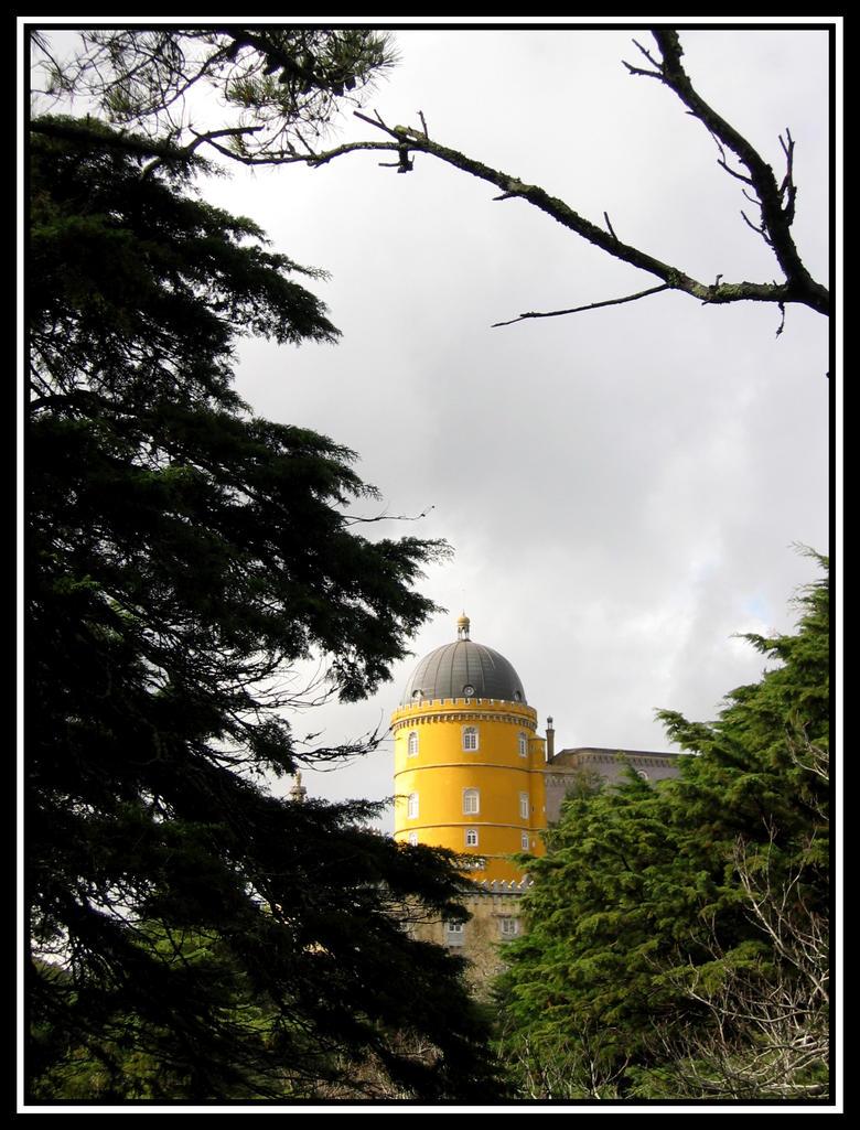 Palacio da Pena II - Sintra by jotamyg