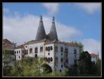 Sintra Palace by jotamyg