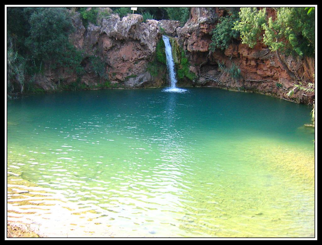 Waterfall by jotamyg